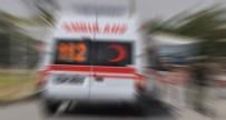 ALI KAYA - Korkunç kaza: 2 ölü, 3 yaralı