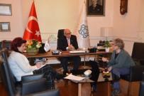 ARSLAN YURT - Süleymanpaşa Belediyesi'nden Romanlara Özel Eğitim Ve Aile Danışma Merkezi
