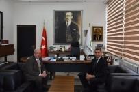 Süleymanpaşa Kaymakamı Arslan Yurt'tan Başkan Albayrak'a Ziyaret