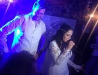 ŞARKICI - Tarık Akan'ın oğlu Barış Üregül şarkıcı Asya Engin'le evlendi