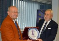 MESLEKİ EĞİTİM - TESK Genel Başkanı Palandöken'den Bulgaristan'a Ziyaret
