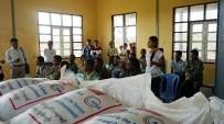 TİKA Ve AFAD'dan Maungdaw'a Gıda Malzemesi Yardımı