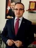 Turan Açıklaması 'Anayasa Paketi Cumhuriyet Tarihinin En Büyük Reform Denemelerinden Biri'
