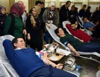 Tütüncü Çiftinden Kan Bağışına Destek
