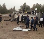Valilik Açıklaması 'Saldırıda 4 Polis Şehit Oldu'