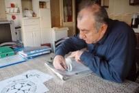 İSTANBUL SANAYI ODASı - Vanlı Resim Ustası 40 Yılını Verdiği Eserlerini Yırttı