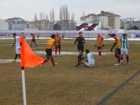 EDİRNE - Vitraspor 9 Haftalık Yenilmezlik Serisini Sürdüremedi