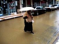 Yağmur Vatandaşı Perişan Etti Üreticinin Yüzünü Güldürdü