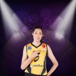 DÜNYA KUPASı - Yılın Kadın Sporcusu Zhu Ting