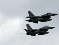 HAVA HAREKATI - 116 DEAŞ hedefi vuruldu, 20 terörist etkisiz hale getirildi