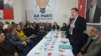 TARAFSıZLıK - AK Parti Denizli Teşkilatı Referandum Hazırlıklarına Başladı