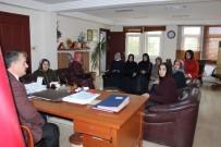 İSMAİL KARAKULLUKÇU - AK Parti Kadın Kollarından Başkan Karakullukçu'ya Ziyaret