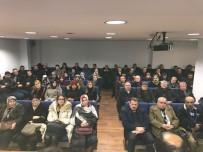 GENÇLİK KOLLARI - Ak Parti Odunpazarı İlçe Başkanlığı Referandum Çalışmasına Başladı