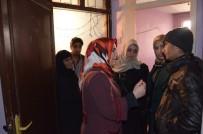 PEYGAMBER - AK Partili Kadınlardan Suriyelilere Yardım