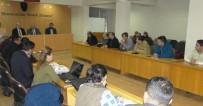 KEÇİ - 'Anaç Koyun Keçi Desteklemesi' İle İlgili Bilgilendirme Toplantısı Yapıldı