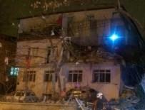 SAĞLIK EKİBİ - Ankara'da korkutan patlama