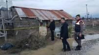 MEHMET ŞAHIN - Antalya'da Bir Kişi Ölü Bulundu