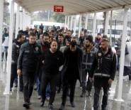 SUÇ ÖRGÜTÜ - Antalya'da Suç Örgütüne Operasyon Açıklaması 28 Gözaltı