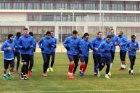 GAZIANTEPSPOR - Antalyaspor Eto'o'suz Çalıştı