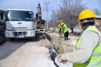 KÜÇÜKKÖY - ASAT'tan Korkuteli Alt Yapısına 52 Milyonluk Yatırım