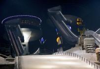 ERZURUM VALISI - Atlama Kuleleri Yeniden İnşa Edildi