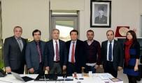 MECLİS ÜYESİ - ATSO 29.Grup Meslek Komitesi'nden Enerya'ya Ziyaret
