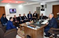 SİVİL TOPLUM - AY-SİAD'tan Başkan Kale'ye Ziyaret