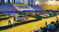 MİMAR SİNAN - Aydın'da Masa Tenisi Grupları Tamamlandı