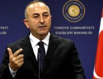 REINA - Bakan Çavuşoğlu'ndan operasyon açıklaması