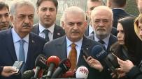 MERKEZ BANKASı - Başbakan Açıklaması Şu An Sorgulaması Devam Ediyor