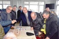 CENAZE - Başkan Albayrak Kazandere Mahallesinde Vatandaşlarla Buluştu