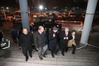 GEÇMİŞ OLSUN - Başkan Çelik'ten Kocasinan'a Geçmiş Olsun