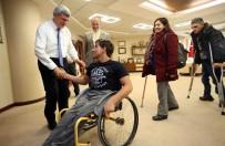 TEKERLEKLİ SANDALYE BASKETBOL - Başkan Karaosmanoğlu, 'Engelli Farklı Değil Sadece Özeldir'