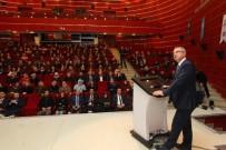 SAYGI DURUŞU - Başkan Köşker, Gebze'nin Yatırımlarını Anlattı