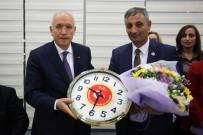 AHMET ŞİMŞEK - Başkan Yaşar, Muhtarlarla Akşam Yemeğinde Buluştu