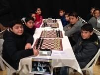 PARA ÖDÜLÜ - Bilgievleri'nde Satranç Ligi Heyecanı Başladı