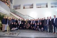 İLİM YAYMA CEMİYETİ - Bitlis Medeniyet Platformunda Görev Değişikliği