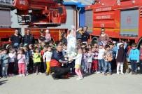 AKARYAKIT İSTASYONU - Bozüyük Belediyesi İtfaiye Müdürlüğü 2016 Yılında 295 Olaya Müdahale Etti, 27 Tatbikat Gerçekleştirdi
