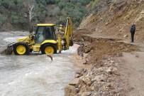 Burhaniye Belediyesi 24 Saat Çalışıyor