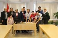 BELEDİYESPOR - Burhaniye Belediyespor İkinci Yarıya Transferlerle Başladı