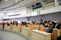 SPOR KOMPLEKSİ - Büyükşehir Belediye Meclisinin Ocak Ayı Meclis Toplantısı Sona Erdi
