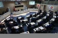 ALI YıLMAZ - Büyükşehir Meclisi, Denetim Komisyonunu Seçti