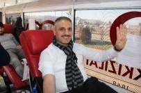GENÇLİK VE SPOR BAKANLIĞI - Canpolat, Kan Bağışı Kampanyasına Giresun'dan Destek Oldu