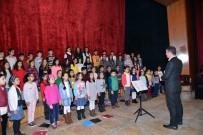 ÇOCUK KOROSU - Çocuk Korosundan Konser Hazırlığı