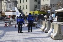 HAVA SAHASI - Davos'ta Terör Alarmı