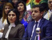 FİGEN YÜKSEKDAĞ - Selahattin Demirtaş ve Figen Yüksekdağ için istenen cezalar
