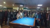 BILARDO - Diyarbakır'da Bilardo Müsabakaları Sona Erdi