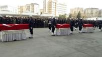 DICLE ÜNIVERSITESI - Diyarbakır şehitleri memleketlerine uğurlanıyor