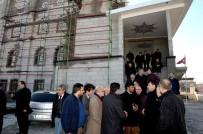 MUSTAFA DÜNDAR - Dündar, Bağlarbaşı Ziraat Camii'ni Gezdi
