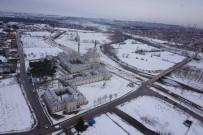 SELIMIYE CAMII - Edirne'deki Güzellik Havadan Görüntülendi